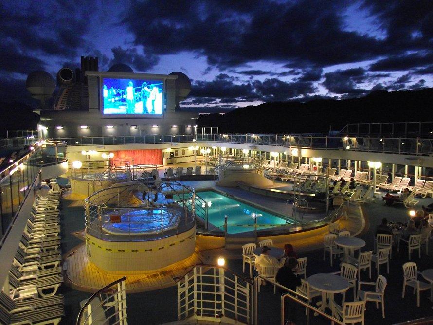 Alaska Cruise Photojournal Coral Princess Northbound 2010